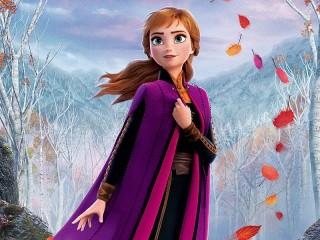 Собирать пазл Princess Anna онлайн