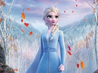 Собирать пазл Princess Elsa онлайн