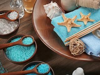 Собирать пазл Relax blue онлайн