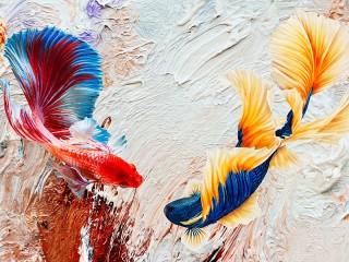 Собирать пазл Fish онлайн
