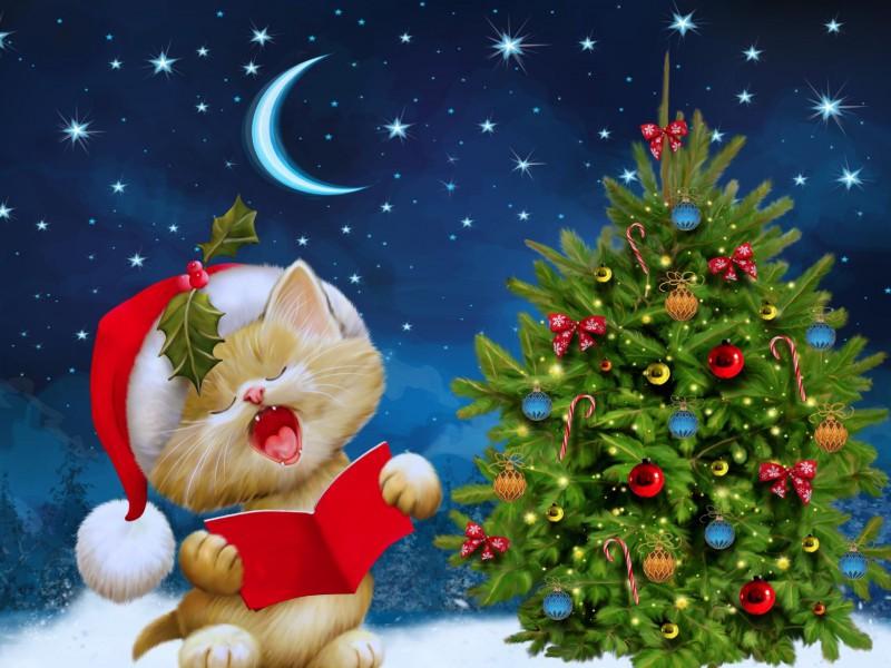 Puzzle Zbierać puzzle online - Christmas carol