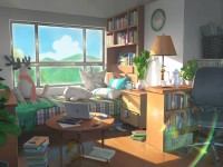 Собирать пазл Sun room онлайн