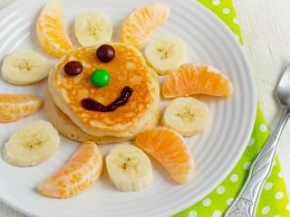 Собирать пазл Sunny muffins онлайн
