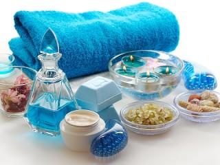 Собирать пазл Care products онлайн
