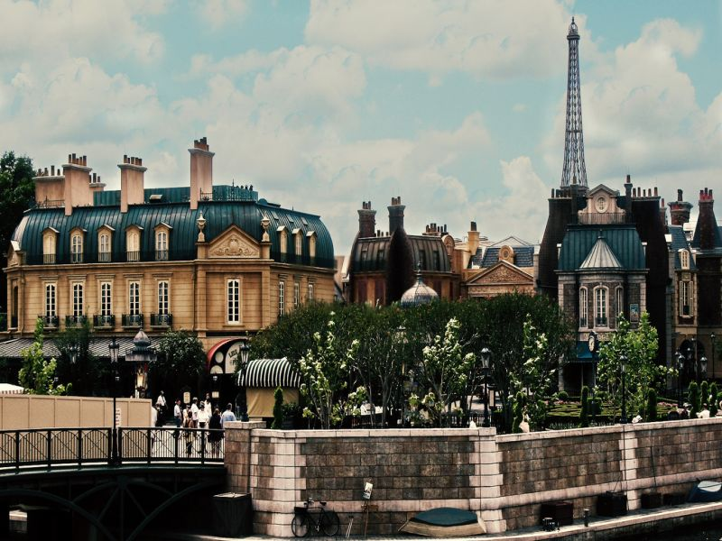 Puzzle Zbierać puzzle online - Quiet nook in Paris