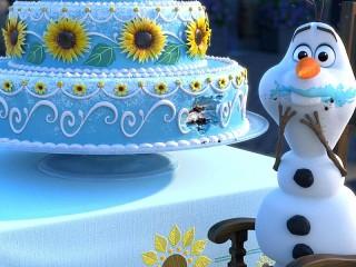 Собирать пазл Cake for Anna онлайн