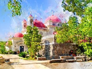 Собирать пазл The Church in Israel онлайн