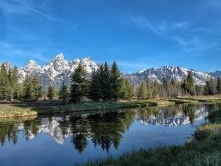 Собирать пазл In mountains онлайн