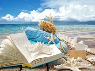 Собирать пазл Sea breeze онлайн