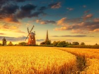 Собирать пазл Windmill онлайн