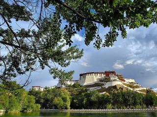 Собирать пазл View of the Palace онлайн