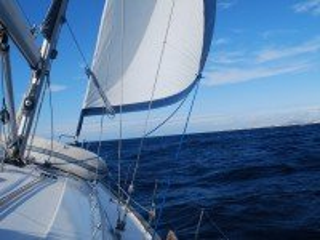 Собирать пазл Yahta v okeane онлайн