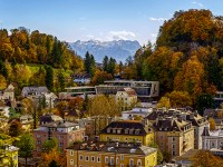 Собирать пазл Salzburg онлайн