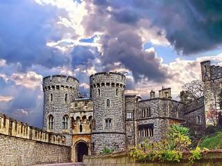Собирать пазл The Windsor Castle онлайн